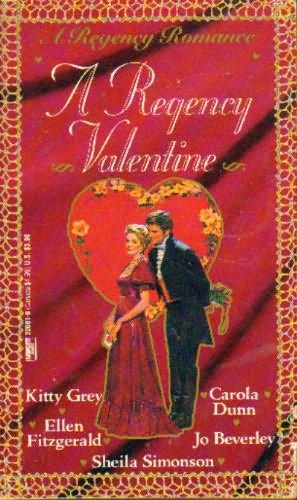 book cover of A Regency Valentine