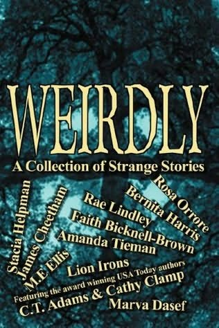 book cover of Weirdly