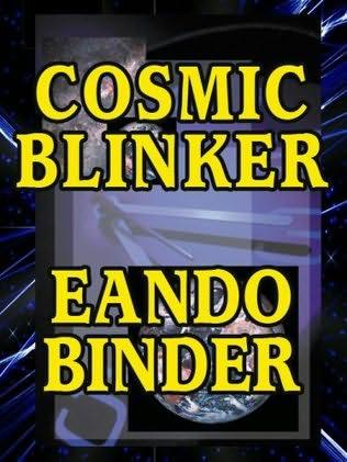 book cover of The Cosmic Blinker