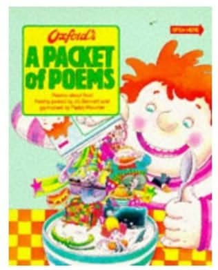 book cover of A Packet of Poems