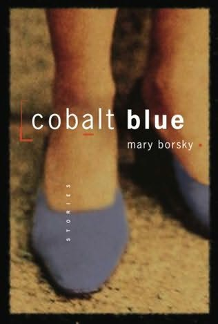 book cover of Cobalt Blue