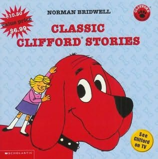 book cover of Classic Clifford Stories