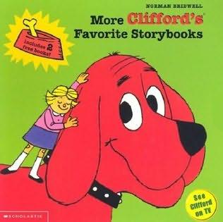 book cover of Clifford Boxset