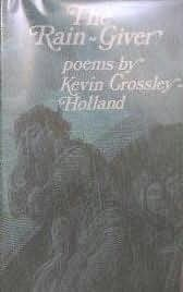 book cover of The Rain Giver