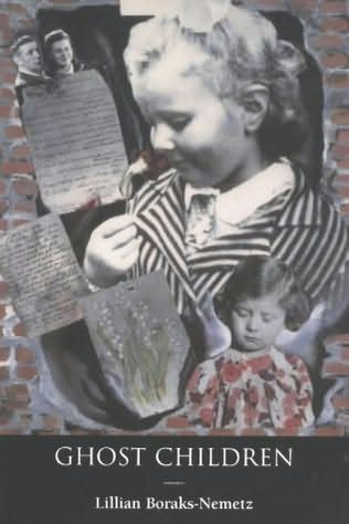 book cover of Ghost Children