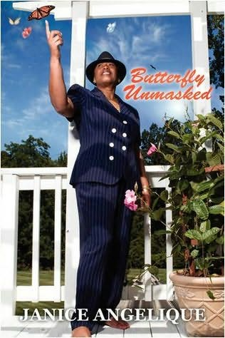 book cover of Butterfly Unmasked