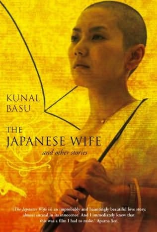 book cover of The Japanese Wife