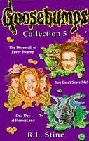Book cover of goosebumps collection no 5