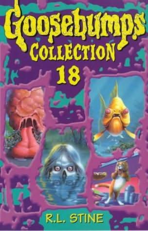Book cover of goosebumps collection no 18