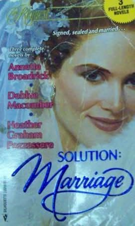 book cover of Solution Marriage
