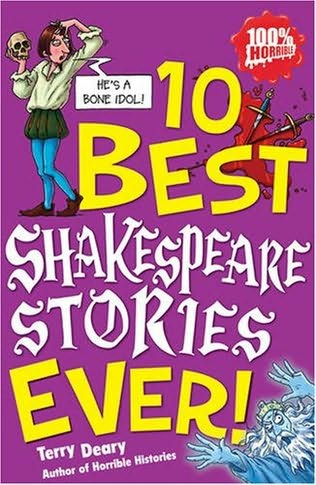 book cover of 10 Best Shakespeare Stories Ever