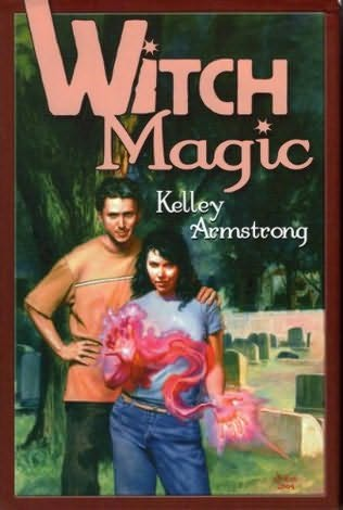 book cover of Witch Magic