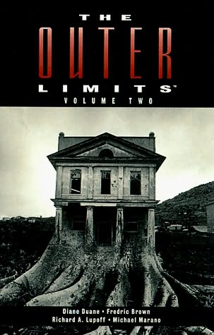 book cover of The Outer Limits : Volume Two