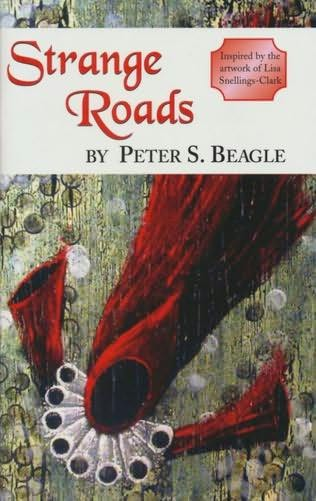 book cover of Strange Roads