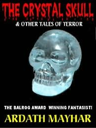 book cover of The Crystal Skull