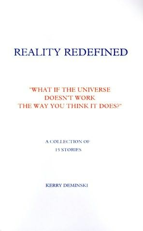 book cover of Reality Redefined