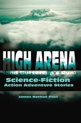 book cover of High Arena / Buttercup\'s Run