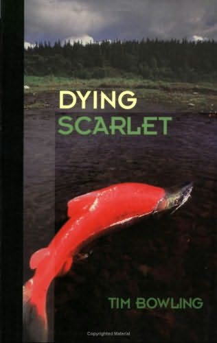 book cover of Dying Scarlet