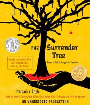 book cover of The Surrender Tree