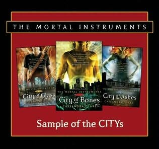 book cover of Sample of the CITYs