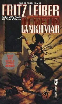 book cover of Ill Met in Lankhmar /  Fair in Emain Macha