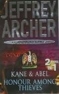 book cover of Kane & Abel / Honour Among Thieves