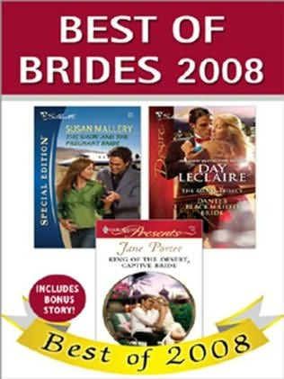 book cover of Best of Brides 2008