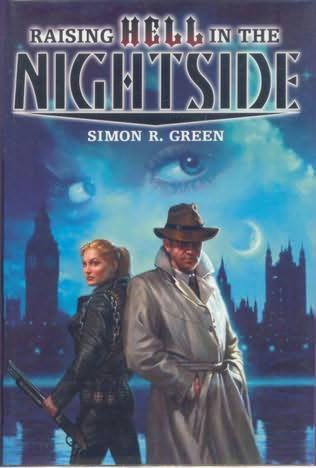 book cover of Raising Hell in the Nightside