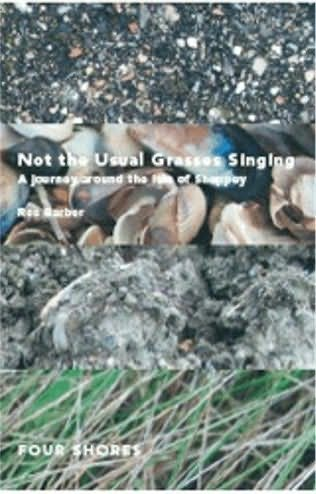 book cover of Not the Usual Grasses Singing