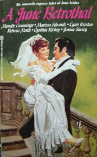 book cover of A June Betrothal