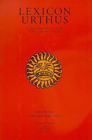 book cover of Lexicon Urthus