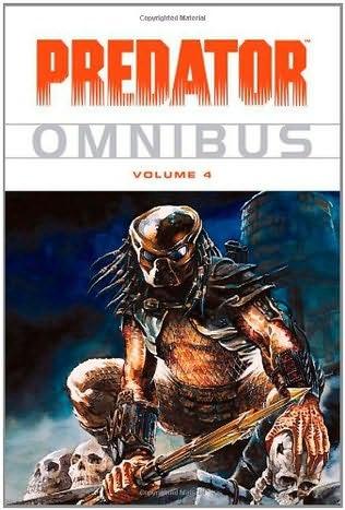 book cover of Predator Omnibus Volume 4