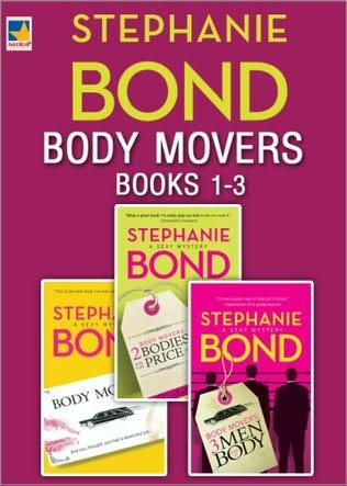 book cover of Body Movers books 1-3