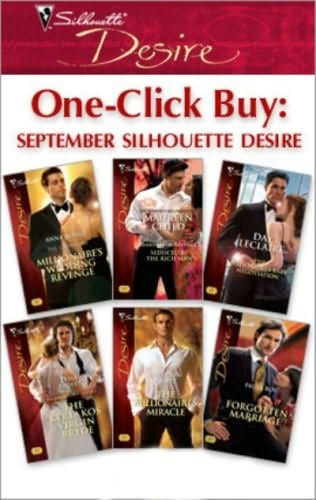 book cover of One-Click Buy: September Silhouette Desire