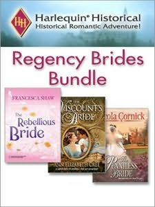 book cover of Regency Brides Bundle