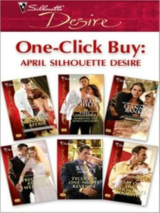 book cover of One-Click Buy: April Silhouette Desire