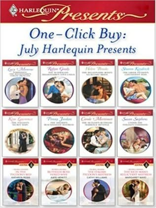 book cover of One-Click Buy: July 2008 Harlequin Presents