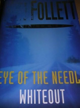 book cover of Eye of the Needle / Whiteout