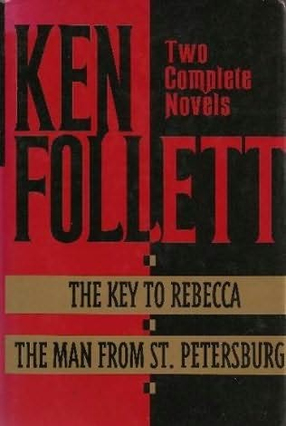 book cover of The Key to Rebecca / The Man from St Petersburg