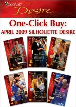 book cover of OneClick Buy: April 2009 Silhouette Desire