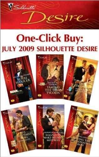 book cover of One-Click Buy: July 2009 Silhouette Desire