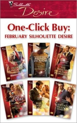 book cover of One-Click Buy: February Silhouette Desire