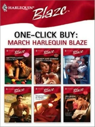 book cover of One-Click Buy: March 2008 Harlequin Blaze