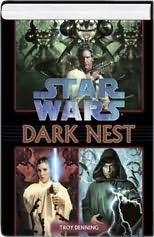 book cover of Star Wars Dark Nest
