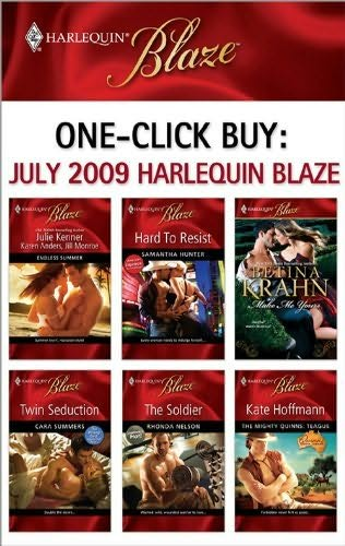 book cover of One-Click Buy: July 2009 Harlequin Blaze