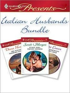 book cover of Italian Husbands Bundle
