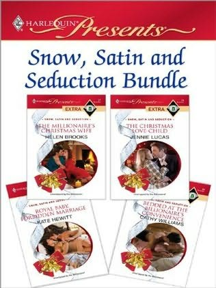 book cover of Snow, Satin and Seduction Bundle