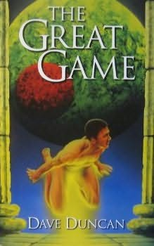 book cover of The Great Game