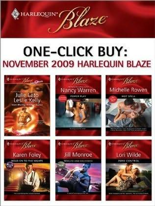book cover of One-Click Buy: November 2009 Harlequin Blaze