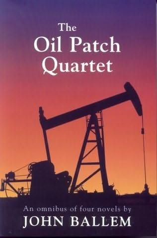 book cover of The Oil Patch Quartet